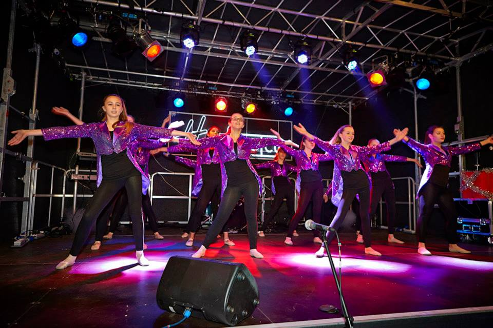 HIGH WYCOMBE CHRISTMAS LIGHTS SWITCH ON – 2014