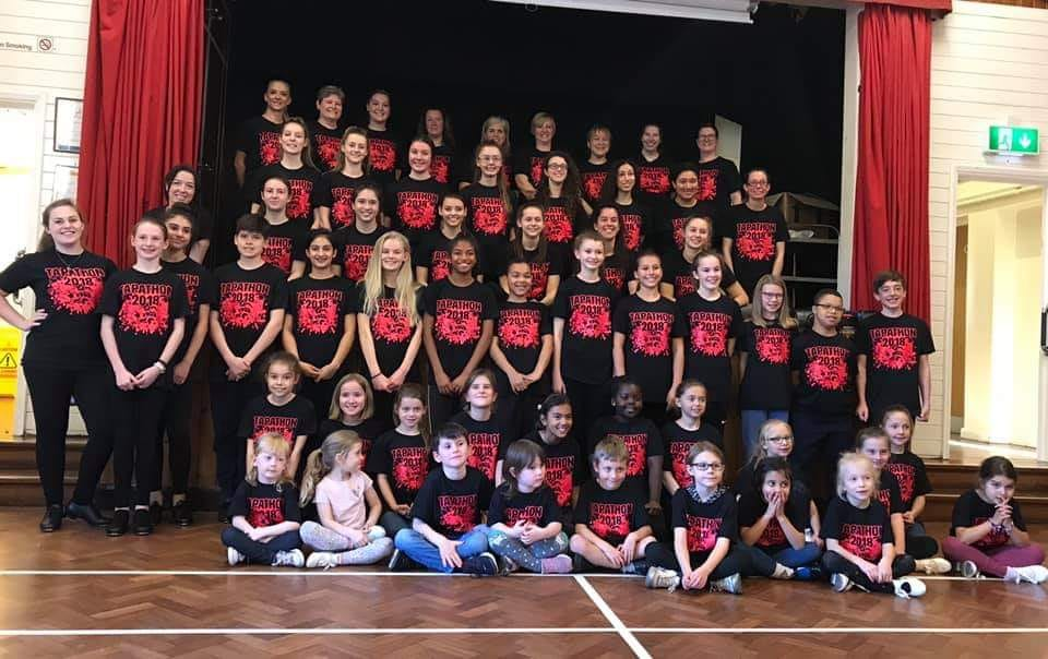 BBC Children in Need Tapathon